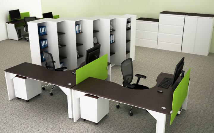 Mobiliario ergon mico y confortable bering for Mobiliario ergonomico