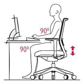 Consejos para comprar sillas de oficina altas que soporten bien tu espalda.