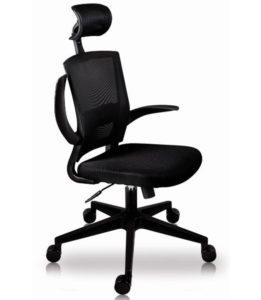 sillas ejecutivas de malla